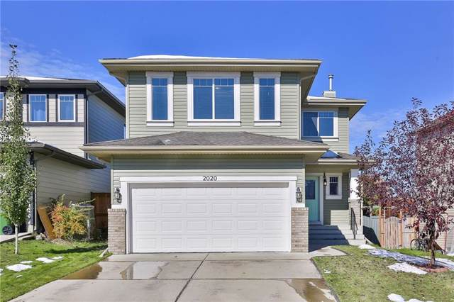 2020 Sagewood Point(E) SW, Airdrie, AB T4B 3P1 (#C4271586) :: Redline Real Estate Group Inc