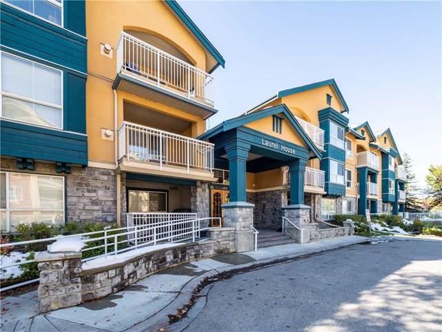 25 Richard Place SW #109, Calgary, AB T3E 7N1 (#C4271600) :: Redline Real Estate Group Inc