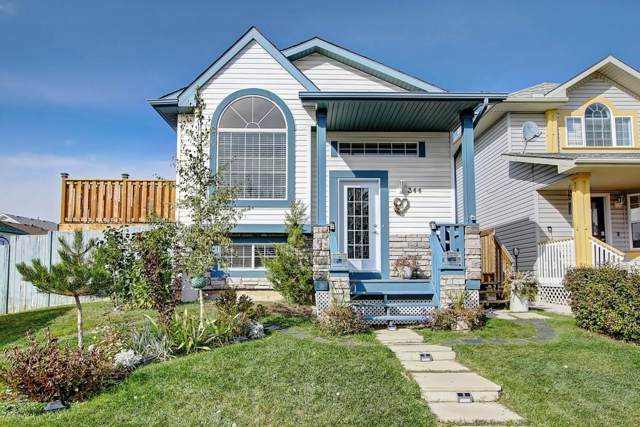 344 Covewood Park NE, Calgary, AB T3K 4X6 (#C4271607) :: Redline Real Estate Group Inc