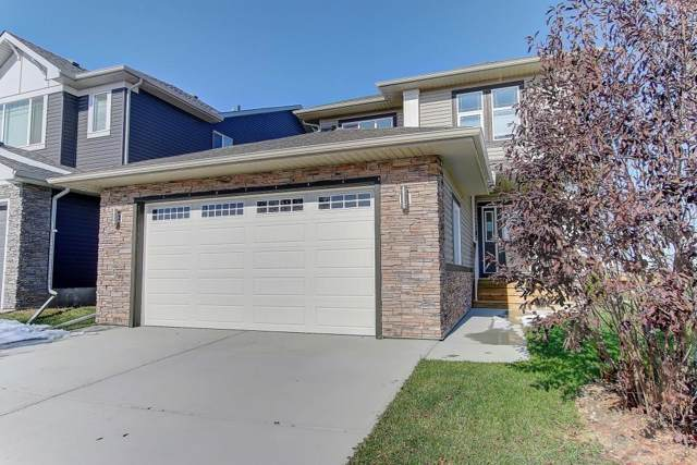 736 Hampton Hills Drive NE, High River, AB T1V 0E6 (#C4271610) :: Redline Real Estate Group Inc