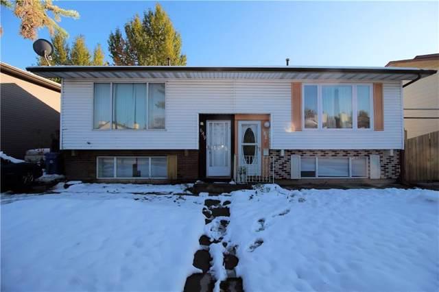 649 Pineland Road NE, Calgary, AB T1Y 3L5 (#C4271612) :: Calgary Homefinders