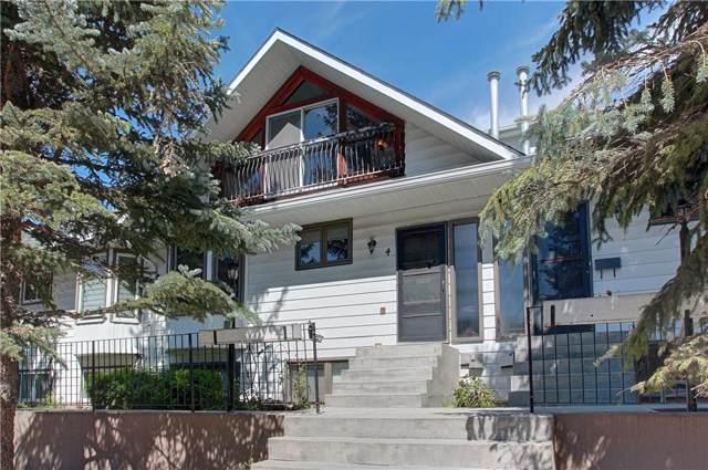 1432 96 Avenue SW #4, Calgary, AB T2V 0Y4 (#C4271629) :: Calgary Homefinders