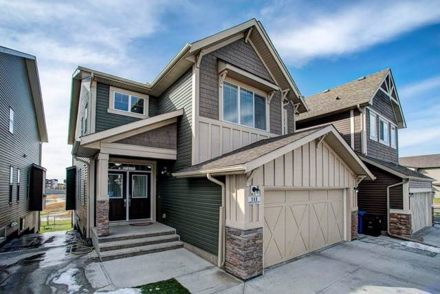 111 Saddlelake Way NE, Calgary, AB T3J 0V1 (#C4271631) :: Calgary Homefinders