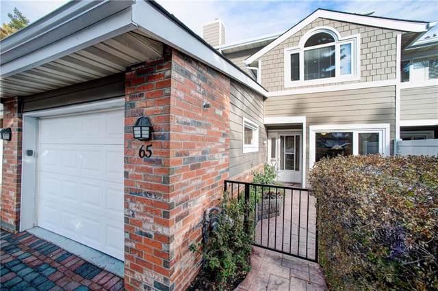 65 Woodmeadow Close SW, Calgary, AB T2W 4L8 (#C4271637) :: Redline Real Estate Group Inc