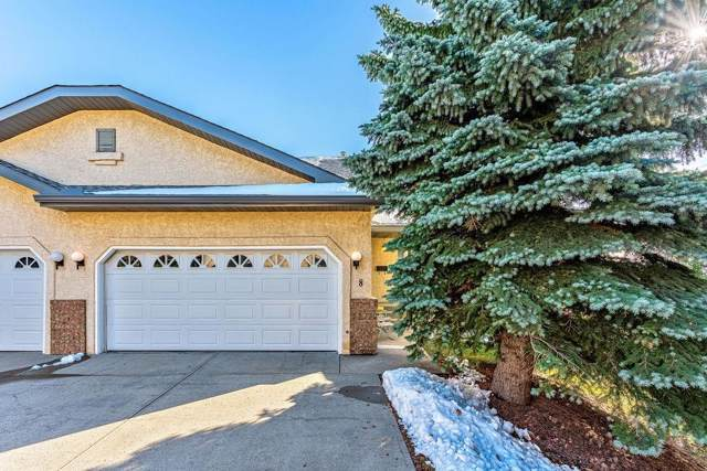 8 Edenwold Green NW, Calgary, AB  (#C4271639) :: Redline Real Estate Group Inc