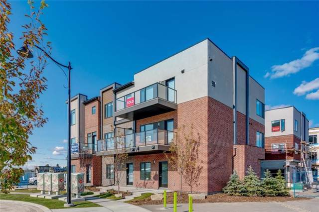 104 Greenbriar Common NW #183, Calgary, AB T3B 5X4 (#C4271671) :: Redline Real Estate Group Inc