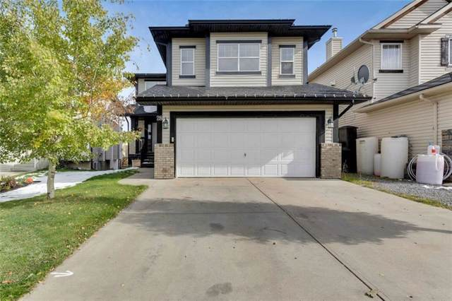 28 Canoe Cove SW, Airdrie, AB T4B 2Z5 (#C4271691) :: The Cliff Stevenson Group