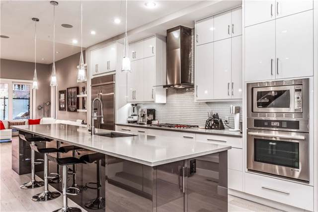 606 15 Street NW, Calgary, AB T2N 2A9 (#C4271714) :: The Cliff Stevenson Group