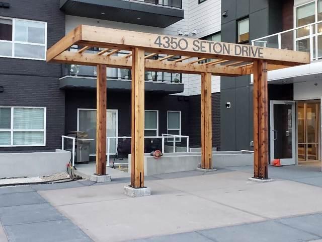 4350 Seton Drive SE #401, Calgary, AB T3M 3B1 (#C4271718) :: Redline Real Estate Group Inc