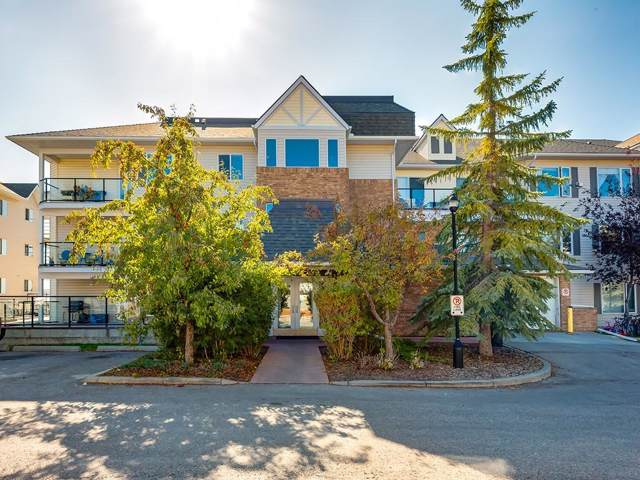 950 Arbour Lake Road NW #1314, Calgary, AB T3G 5B3 (#C4271722) :: Calgary Homefinders