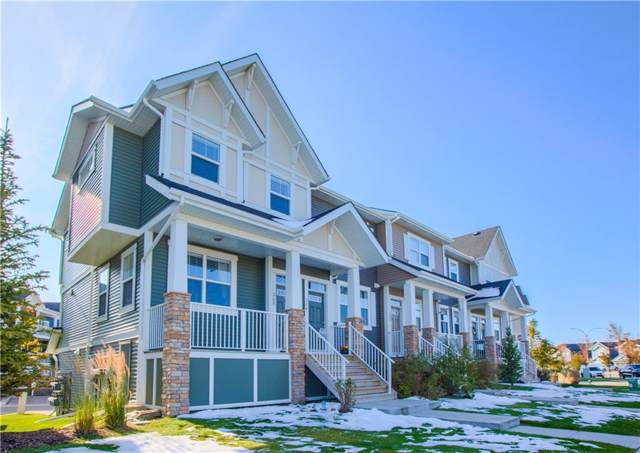 1225 Kings Heights Way SE #305, Airdrie, AB T4A 0T7 (#C4271728) :: Redline Real Estate Group Inc
