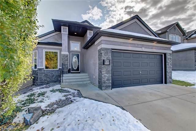 47 Evercreek Bluffs Road SW, Calgary, AB T2Y 4P3 (#C4271732) :: Redline Real Estate Group Inc