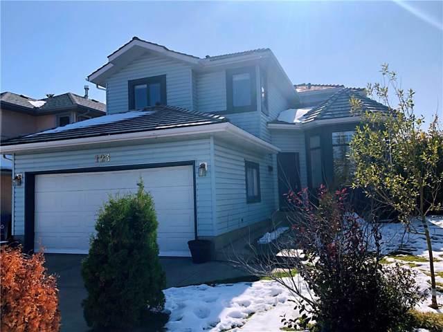 123 Hawkstone Place NW, Calgary, AB T3G 3L7 (#C4271742) :: Calgary Homefinders