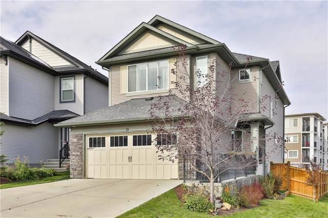 11 Sage Bank Court NW, Calgary, AB T3R 0K7 (#C4271758) :: Redline Real Estate Group Inc