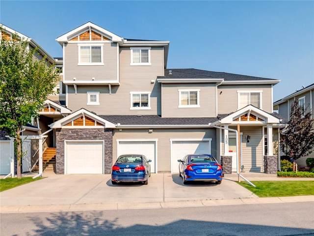 281 Cougar Ridge Drive SW #106, Calgary, AB T3H 0J2 (#C4271767) :: Calgary Homefinders