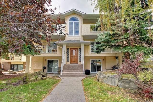 1931 25A Street SW #102, Calgary, AB T3E 1Y6 (#C4271769) :: Calgary Homefinders