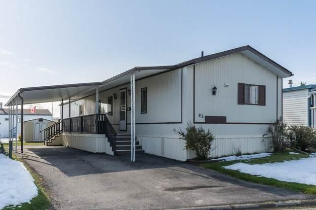 99 Arbour Lake Road NW #83, Calgary, AB T3G 4E4 (#C4271775) :: Calgary Homefinders