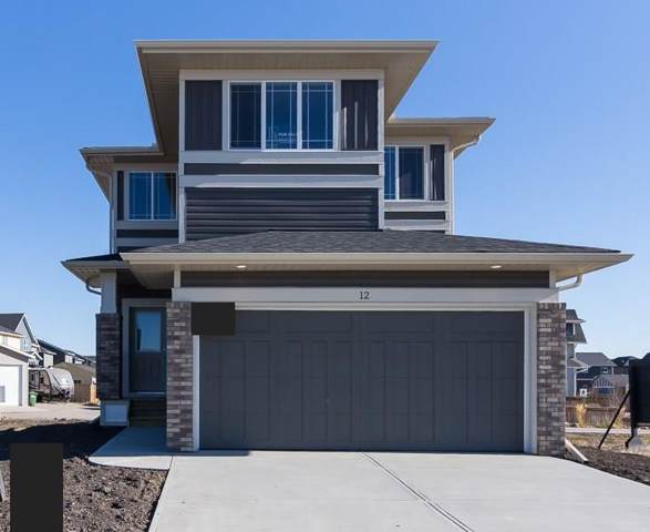 20 Fireside Link, Cochrane, AB T4C 2T1 (#C4271782) :: Redline Real Estate Group Inc