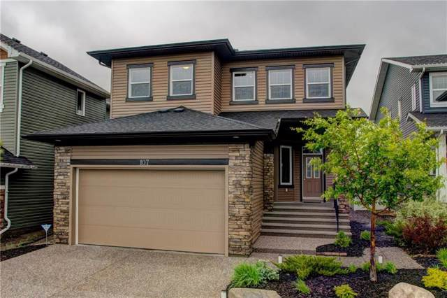 107 Ravenskirk Road SE, Airdrie, AB T4A 0K6 (#C4271786) :: Redline Real Estate Group Inc