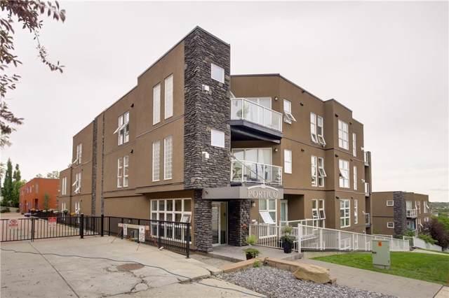 716 5 Street NE #203, Calgary, AB T2E 3W8 (#C4271796) :: Redline Real Estate Group Inc