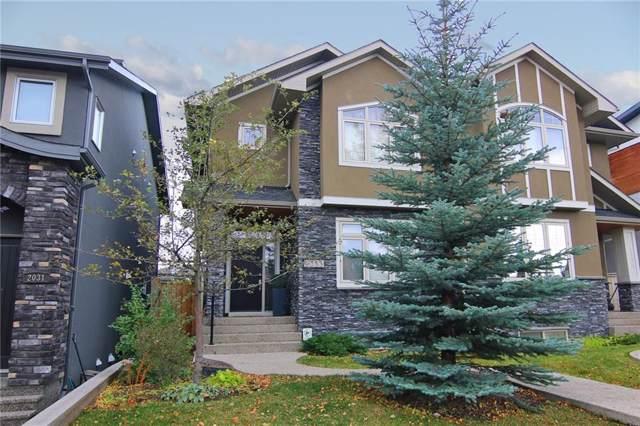 2033 42 Avenue SW, Calgary, AB T2T 2M8 (#C4271799) :: Calgary Homefinders
