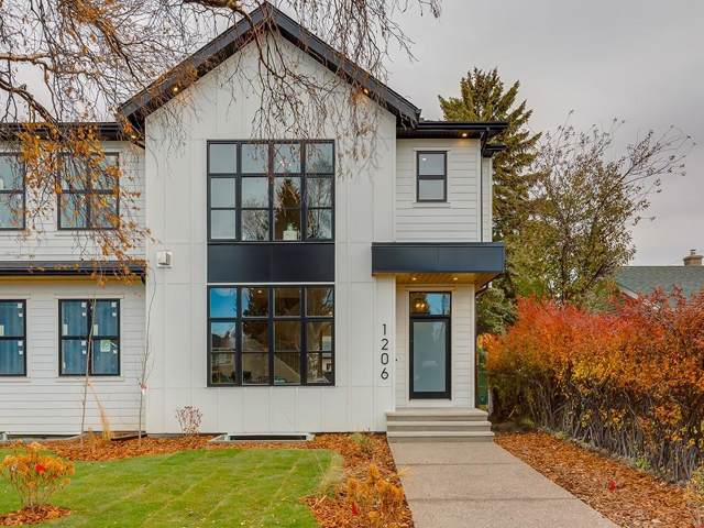 1206 Richland Road NE, Calgary, AB T2E 5M4 (#C4271804) :: Redline Real Estate Group Inc