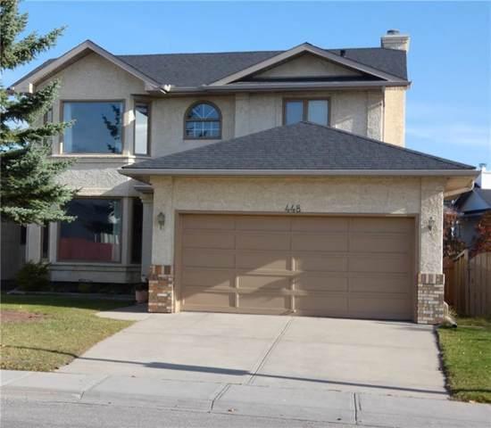 448 Hawkstone Drive NW, Calgary, AB T3G 3R2 (#C4271809) :: Calgary Homefinders