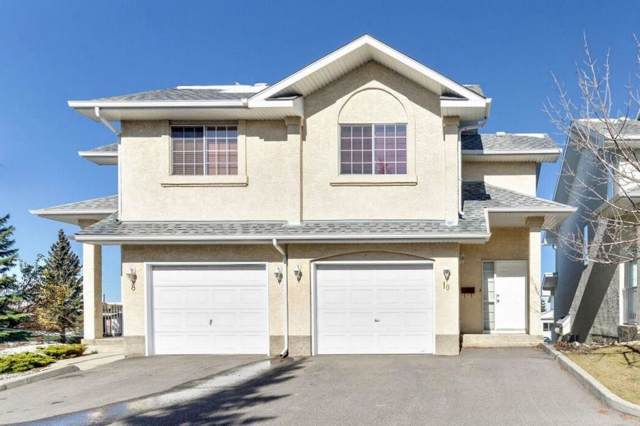 10 Beddington Garden(S) NE, Calgary, AB  (#C4271814) :: Redline Real Estate Group Inc