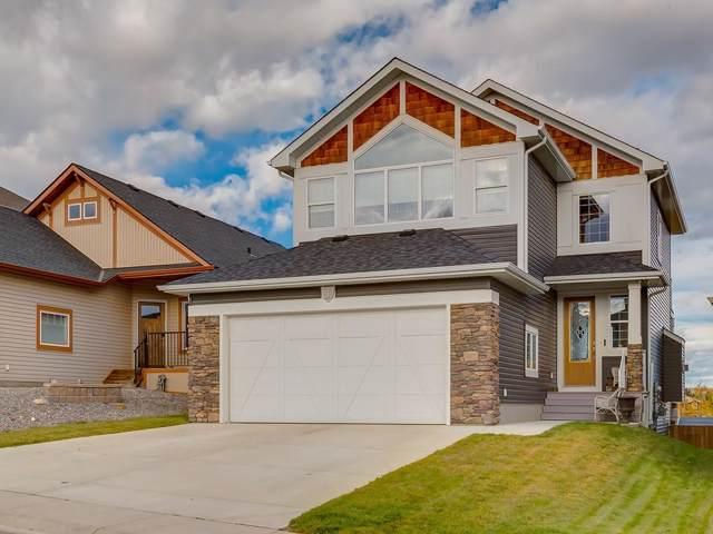 257 Jumping Pound Terrace, Cochrane, AB T4C 0K4 (#C4271818) :: Redline Real Estate Group Inc
