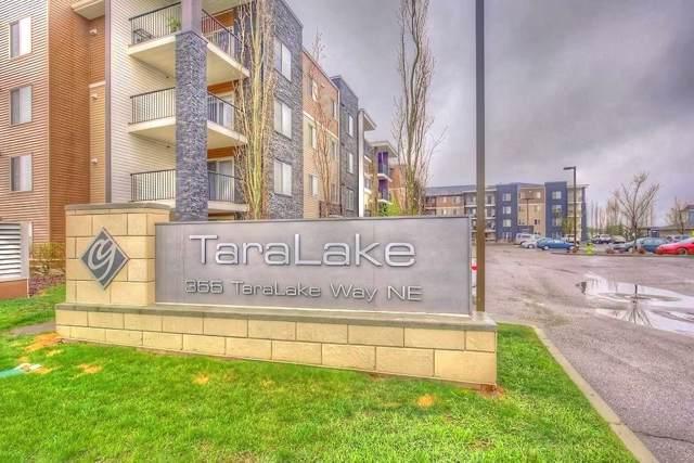 355 Taralake Way NE #209, Calgary, AB T3J 0M3 (#C4271823) :: Redline Real Estate Group Inc