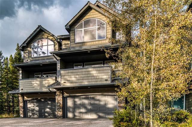 13 Aspen Glen #141, Canmore, AB T1W 1A6 (#C4271825) :: Redline Real Estate Group Inc