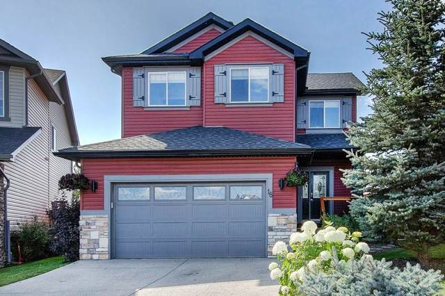 18 Hidden Creek Manor NW, Calgary, AB T3A 6L7 (#C4271827) :: Redline Real Estate Group Inc