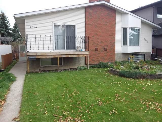 2129 52 Avenue SW, Calgary, AB T3E 1K4 (#C4271838) :: Redline Real Estate Group Inc