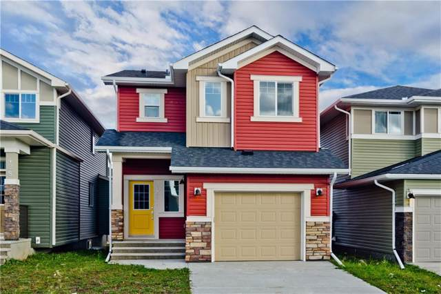 424 Bayview Way SW, Airdrie, AB T4B 4H5 (#C4271841) :: Redline Real Estate Group Inc