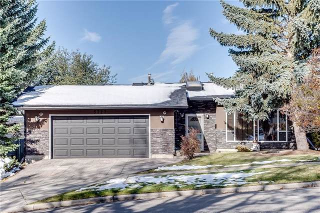 5727 Dalhousie Drive NW, Calgary, AB T3A 1T2 (#C4271842) :: Redline Real Estate Group Inc