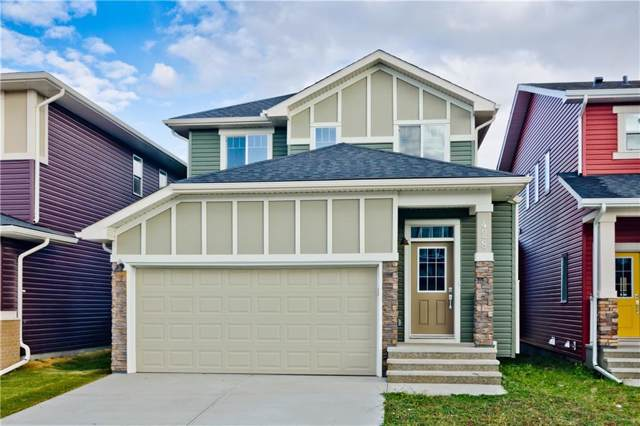 428 Bayview Way SW, Airdrie, AB T4B 4H5 (#C4271850) :: Redline Real Estate Group Inc