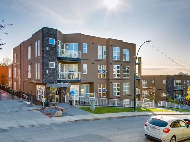 716 5 Street NE #401, Calgary, AB T2E 3W8 (#C4271866) :: Redline Real Estate Group Inc