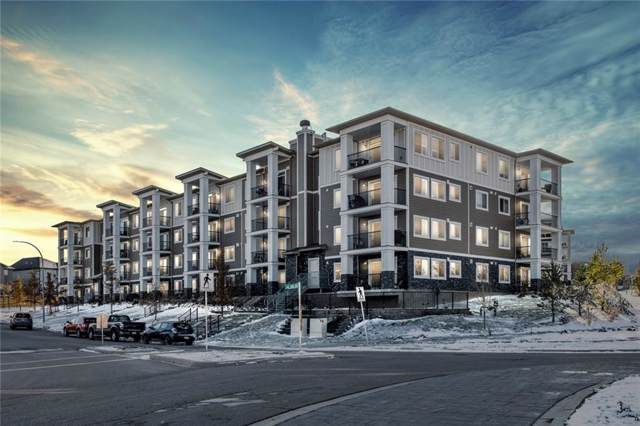 450 Sage Valley Drive NW #1409, Calgary, AB T3R 0V5 (#C4271871) :: Redline Real Estate Group Inc