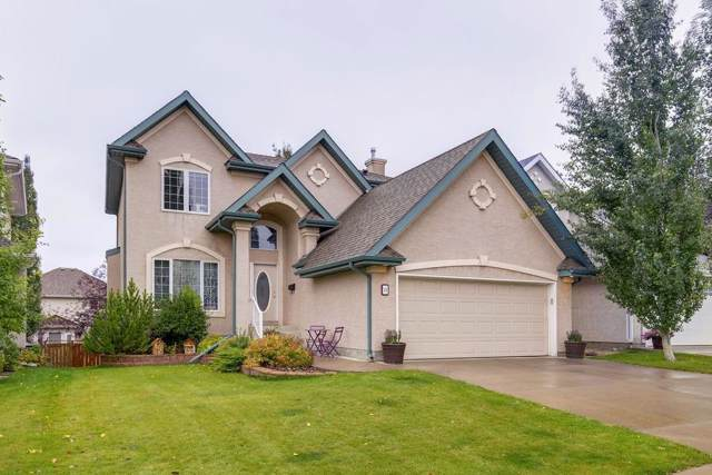 21 Tuscany Ridge Park NW, Calgary, AB T3L 2H7 (#C4271886) :: Redline Real Estate Group Inc