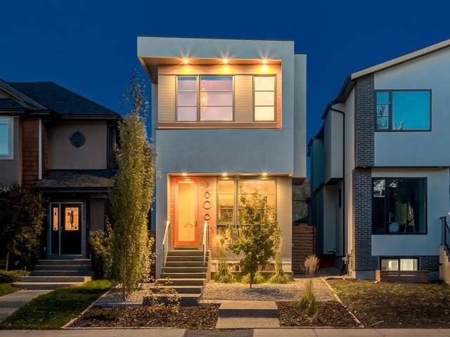 3606 3 Street NW, Calgary, AB T2K 0Z6 (#C4271887) :: Redline Real Estate Group Inc