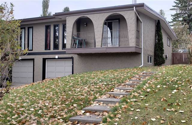 803 Canfield Way SW, Calgary, AB T2W 1K2 (#C4271921) :: Redline Real Estate Group Inc