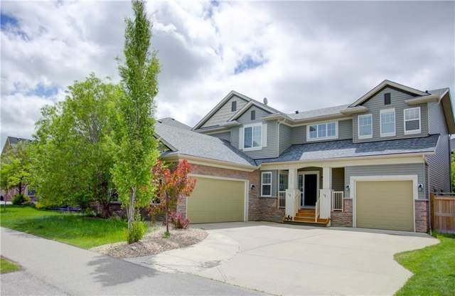 729 Canoe Avenue SW, Airdrie, AB T4B 3K5 (#C4271922) :: The Cliff Stevenson Group