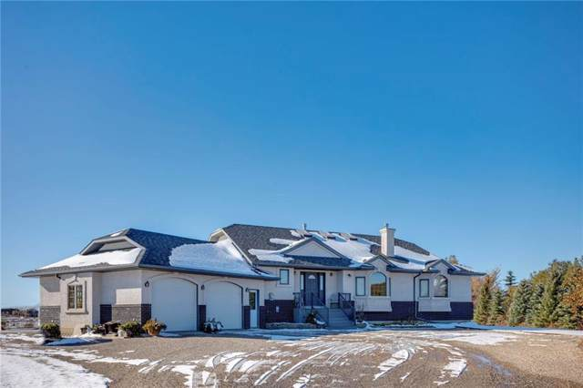 137 Bearspaw Hills Road, Rural Rocky View County, AB T3R 1B3 (#C4271924) :: Calgary Homefinders