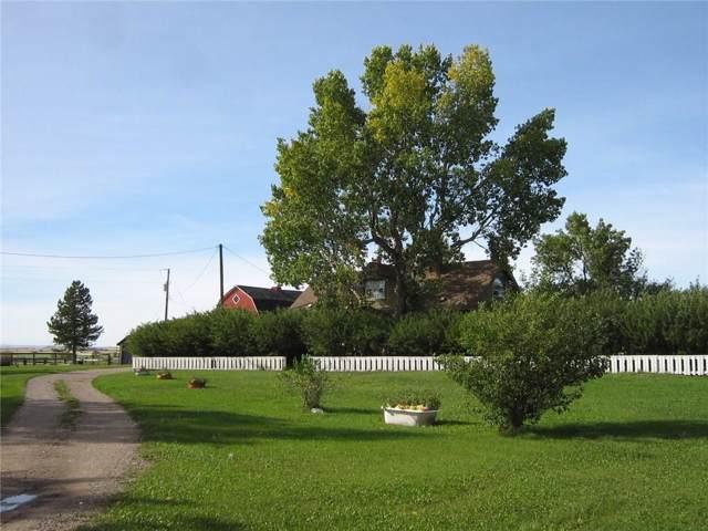 2830688 170 Road, Rural Willow Creek M.D., AB T0L 1R0 (#C4271943) :: Redline Real Estate Group Inc