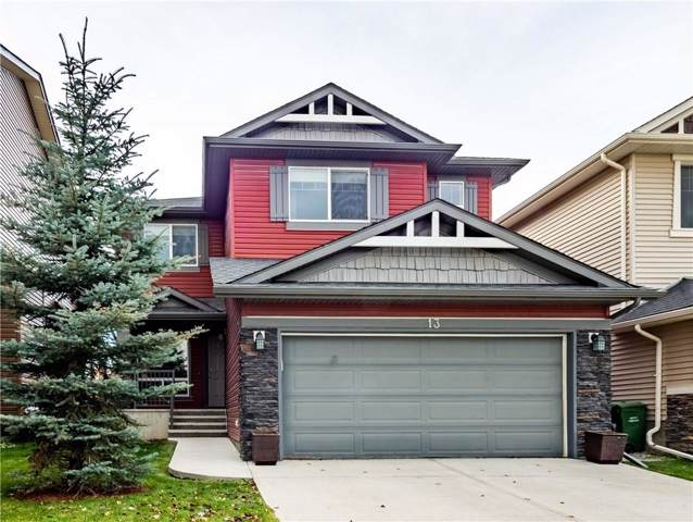 13 Sage Valley Circle NW, Calgary, AB T3R 0E7 (#C4271948) :: Redline Real Estate Group Inc