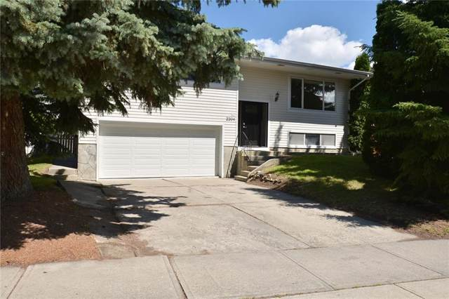 2204 Uxbridge Drive NW, Calgary, AB T2N 3Z4 (#C4271954) :: The Cliff Stevenson Group