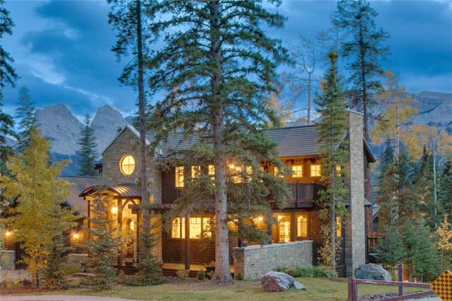 537 Silvertip Road, Canmore, AB T1W 3H3 (#C4271965) :: Virtu Real Estate