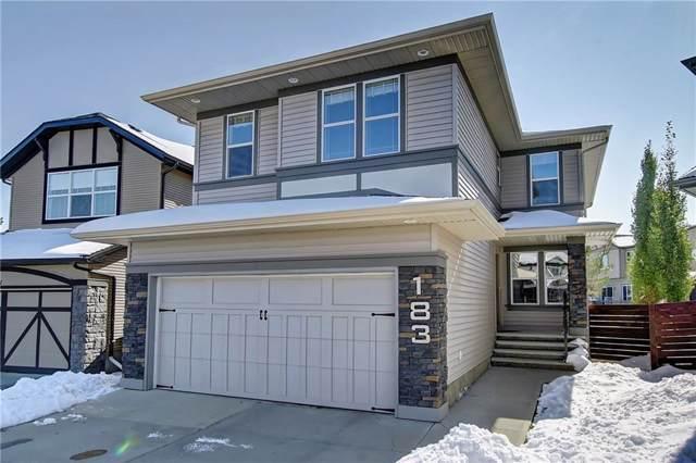 183 Sliverado Plains Close SW, Calgary, AB T2X 0G4 (#C4271972) :: Redline Real Estate Group Inc