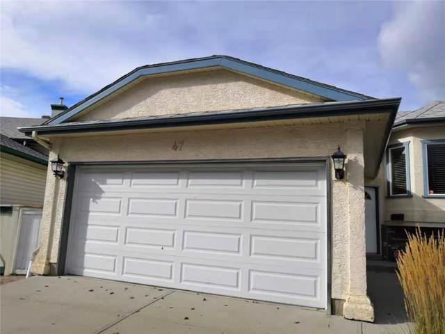 47 Coverdale Place NE, Calgary, AB T3K 4E9 (#C4271984) :: Redline Real Estate Group Inc