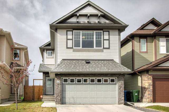 241 Panton Way NW, Calgary, AB T3K 0X4 (#C4271987) :: Redline Real Estate Group Inc